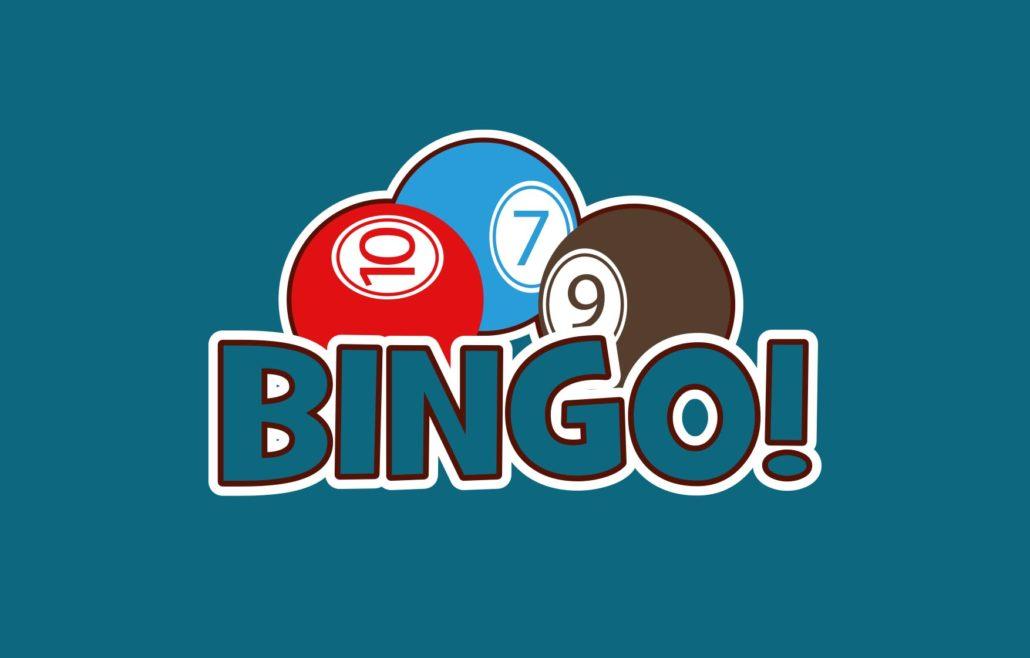 Bingo, elke 1ste woensdag van de maand