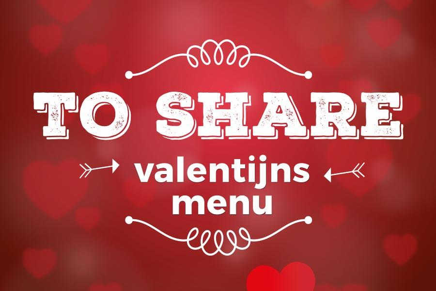 Valentijn vier je bij Grandcafé Eemland