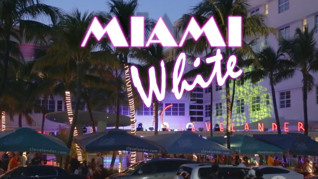 Miami White party @ Grandcafe Eemland