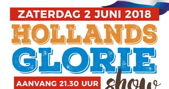 Grandcafe Eemland - Hollands Glorie show Feestavond 2018