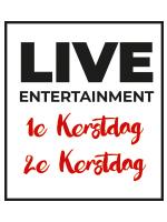 Live entertainment met Kerst bij Grandcafé Eemland
